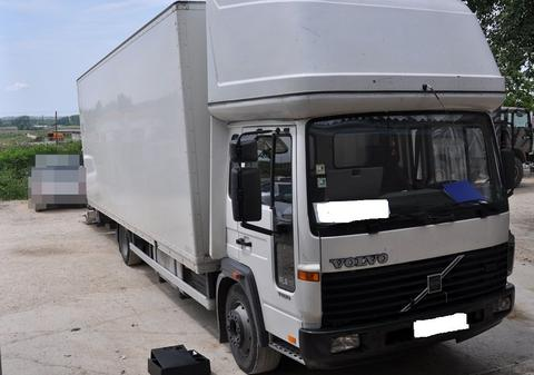 Βοσκός παρασύρθηκε από φορτηγό
