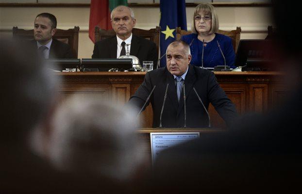 Βουλγαρία: Ψήφος εμπιστοσύνης από τη Βουλή στη νέα κυβέρνηση