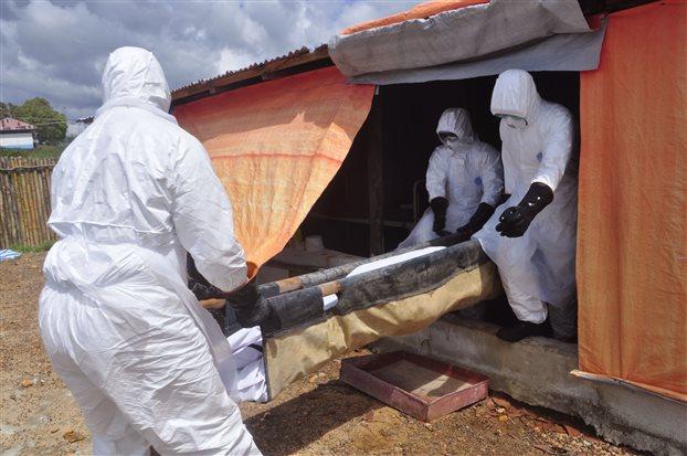 Στους 4.950 οι νεκροί από Εμπολα στη δυτική Αφρική