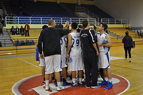 Κέρδισαν το B.C. Volos οι Νέοι Αθλητές Νίκης