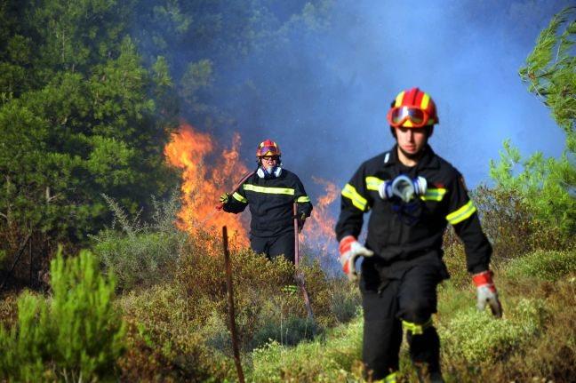 Μέτρα κατά των πυρκαγιών και μετά το τέλος της αντιπυρικής