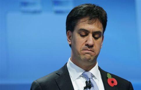 Βρετανία: Μπροστά οι Συντηρητικοί σε γκάλοπ, «βαρίδι» των Εργατικών ο Μίλιμπαντ