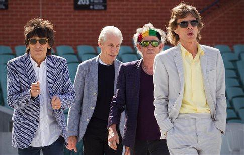 Οι Rolling Stones εναντίον της ασφαλιστικής τους εταιρείας
