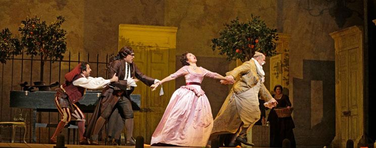 Όπερα «Ο κουρέας της Σεβίλλης»