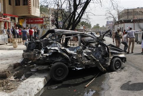 Κατακόρυφη αύξηση των θανάτων από τρομοκρατικές επιθέσεις το 2013