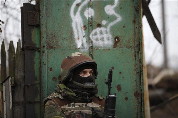 ΝΑΤΟ: Μεγάλη συγκέντρωση ρώσων στρατιωτών στην Ουκρανία