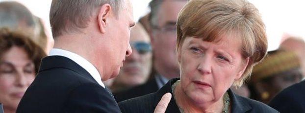 Spiegel: H Μέρκελ ανησυχεί για τη ρωσική επιρροή στα Βαλκάνια