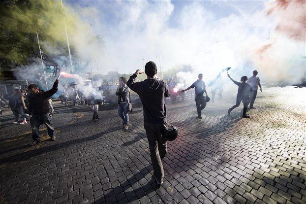 Ιταλία: Γενική απεργία κατά της πολιτικής Ρέντσι στις 12 Δεκεμβρίου