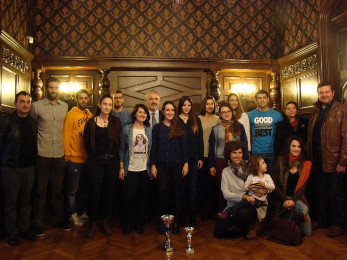Βραβεύθηκαν 16 φοιτητές - αθλητές από το Πανεπιστήμιο Θεσσαλίας