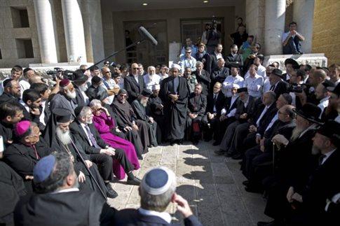 Με την Ιερουσαλήμ στο κόκκινο, εγκρίνεται ανέγερση σπιτιών εποίκων