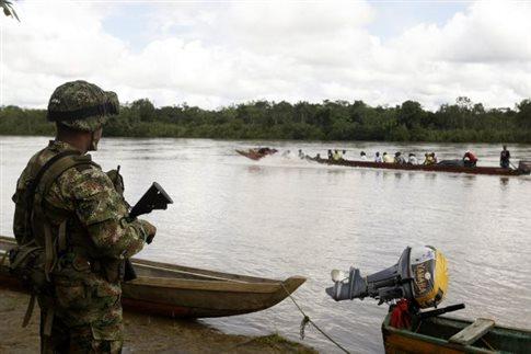 FARC και Κολομβία συμφωνούν για την απελευθέρωση του απαχθέντα στρατηγού