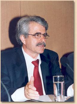 Ομιλία Δρ. Καραμπερόπουλου