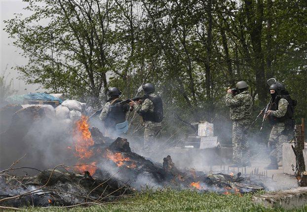 Ανατολική Ουκρανία: Πάνω από 4.300 οι νεκροί των συγκρούσεων