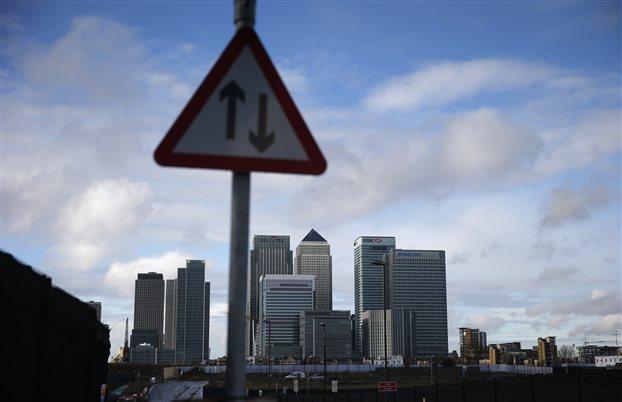 Βρετανία: Απερρίφθη προσφυγή κατά του πλαφόν στα μπόνους τραπεζιτών