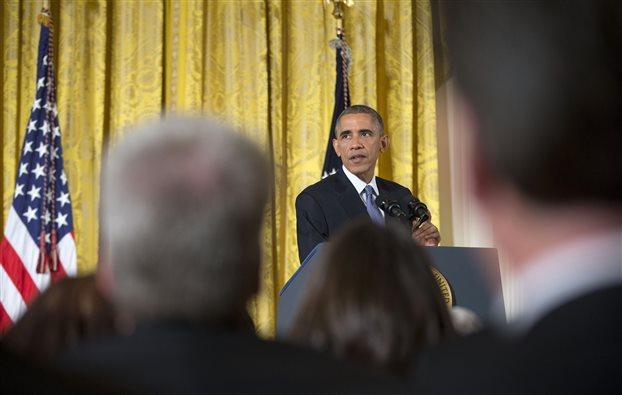 Ομπάμα: Προχωρά στις αλλαγές για το μεταναστευτικό χωρίς το Κογκρέσο