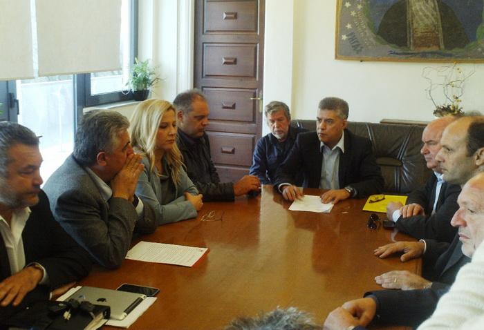 Υπογράφηκε η σύμβαση κατασκευής Κέντρου Υγείας Σκιάθου