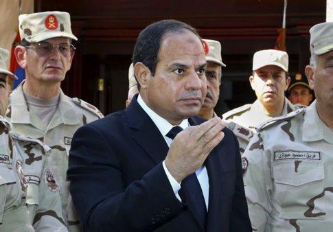 Πρώτη επίσκεψη του προέδρου της Αιγύπτου Αλ Σίσι σε χώρες της ΕΕ