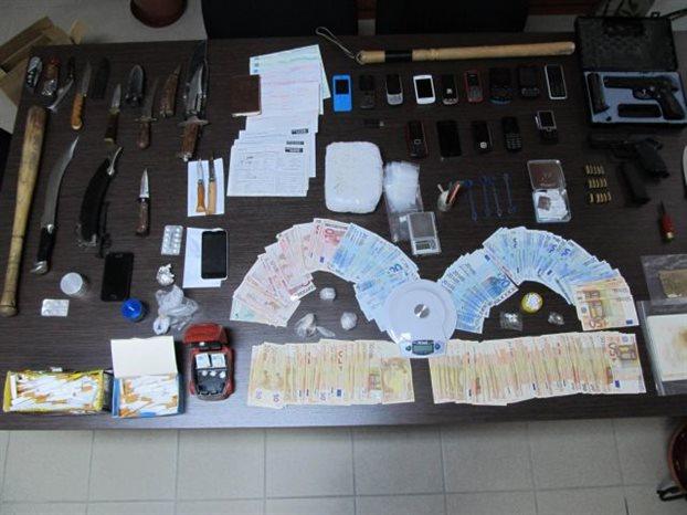 Δύο αστυνομικοί σε κύκλωμα ηρωίνης σε Λήμνο, Αϊ-Στράτη
