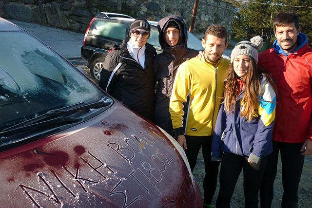Εμπειρίες από την συμμετοχή του τμήματος στίβου της Νίκης Βόλου στον 7ο Ορειβατικό Μουρίκιο Δρόμο