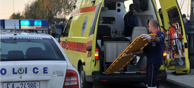 Δύο νεκροί σε τροχαίο στην Καρδίτσα