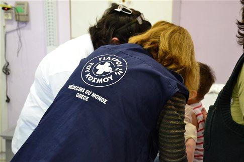 Δωρεάν εξετάσεις στους κατοίκους της Σκύρου από τους Γιατρούς του Κόσμου