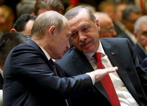 Η Μόσχα εγκαταλείπει τον South Stream και προωθεί συνεργασία με Αγκυρα