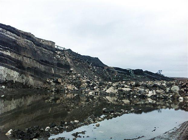 Κοζάνη: Νέα κατολίσθηση στο ορυχείο Μαυροπηγής