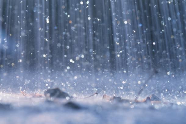Ισχυρή βροχόπτωση χθες στη Σκόπελο