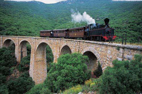 Μουτζούρης και Πήλιο στο επίκεντρο του σιδηροδρομικού τουρισμού