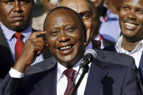 Αποσύρει το ICC τις κατηγορίες κατά του προέδρου της Κένυας