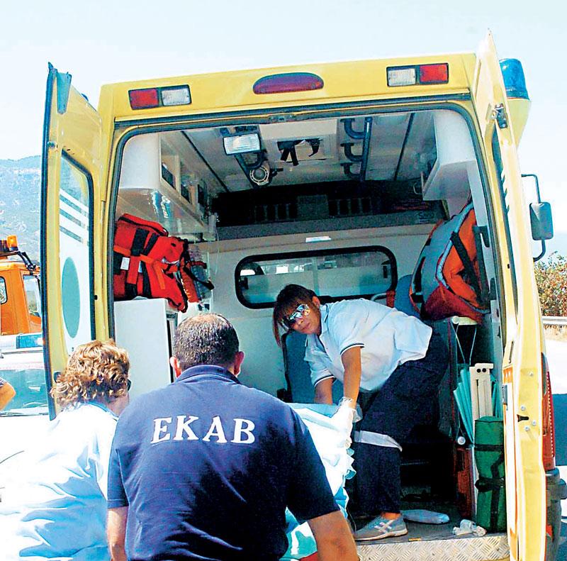 51χρονος ξεψύχησε μέσα στο ιατρείο