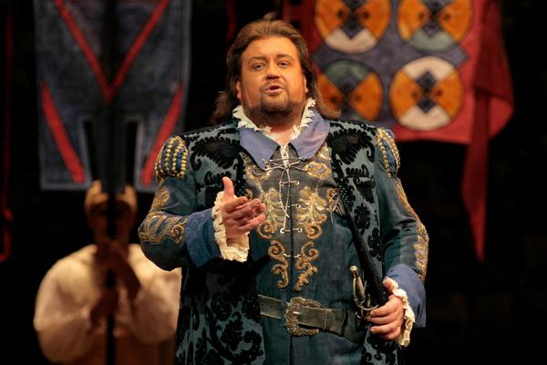 Οπερα «Οι αρχιτραγουδιστάδες της Νυρεμβέργης»