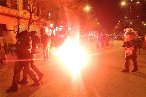 Θεσσαλονίκη: Αναβολή για δέκα μετά τα επεισόδια του Σαββάτου