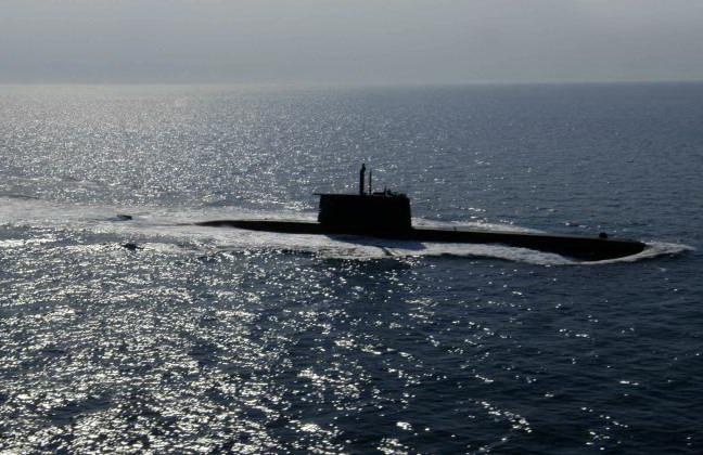 Τουρκικό υποβρύχιο έπλεε χθες στις Σποράδες;