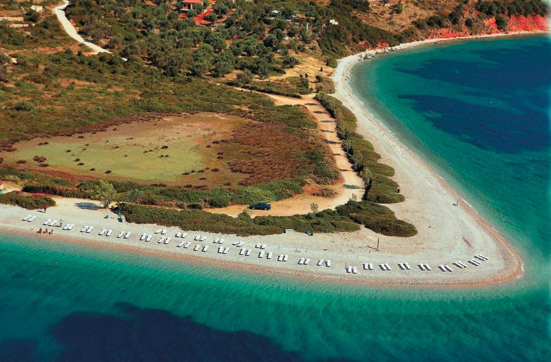 Στη φάση της υλοποίησης οι νέες προσβάσεις για παραλίες της Αλοννήσου