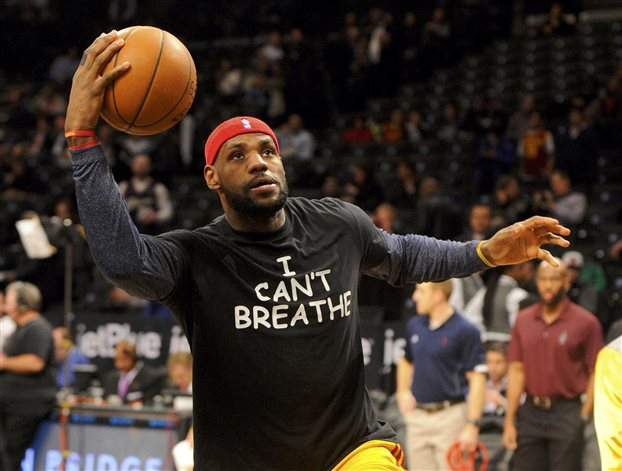 ΗΠΑ: Κατά της αστυνομικής βίας διάσημοι παίκτες του μπάσκετ