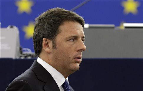 Νέα μέτρα κατά της διαφθοράς ανακοίνωσε ο πρωθυπουργός της Ιταλίας