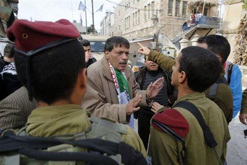 Παλαιστίνιος υπουργός «νεκρός μετά από αντέγκληση» με ισραηλινούς στρατιώτες