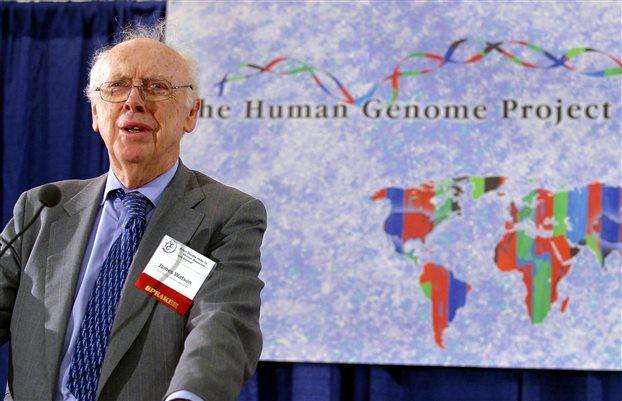 Επιστρέφεται στον Τζέιμς Γουότσον το βραβείο Νόμπελ που δημοπράτησε