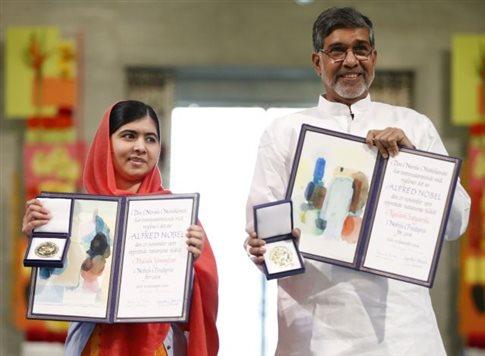 Ελπίζω να γίνω πρωθυπουργός του Πακιστάν, λέει η Μαλάλα