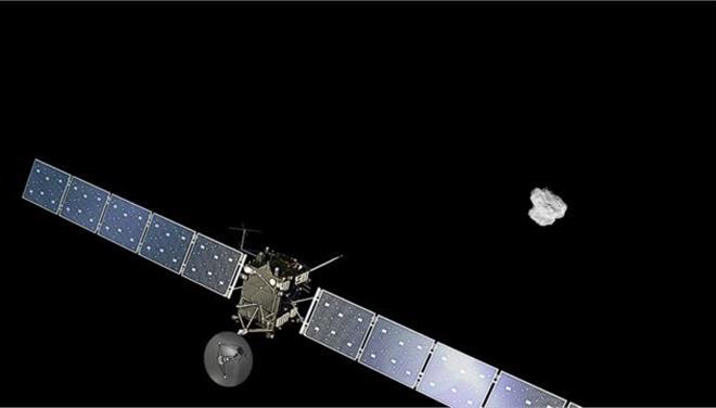 Μετρήσεις του Rosetta ανατρέπουν θεωρία για τους ωκεανούς της Γης