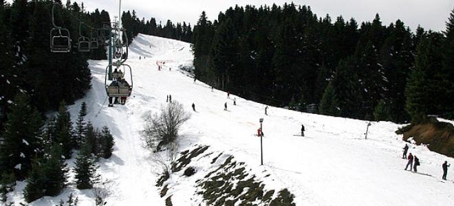 Ανοίγει αύριο το Χιονοδρομικό Περτουλίου