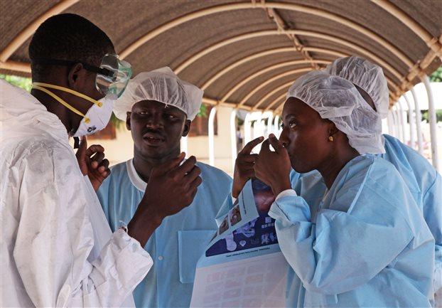 ΠΟΥ: Στους 6.583 οι νεκροί του ιού Έμπολα