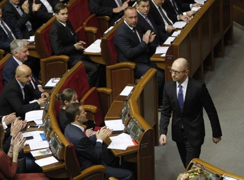 Γαλλία και Γερμανία καλούν το Κίεβο να προχωρήσει τις μεταρρυθμίσεις