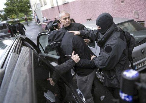 Εξαρθώθηκε δίκτυο στρατολόγησης τζιχαντιστών στη Γαλλία