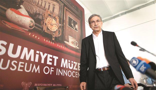 Τουρκία: Η κυβέρνηση Ερντογάν θεωρεί «συνωμότη» τον Ορχάν Παμούκ