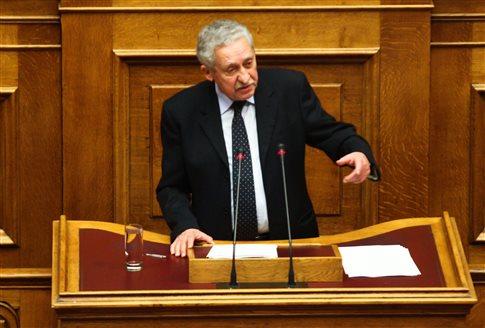 Κουβέλης: Δεν θα θεωρήσω αποστάτη όποιον βουλευτή ψηφίσει για Πρόεδρο
