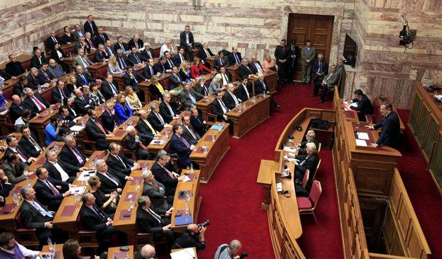Χωρίς ΣΥΡΙΖΑ, ΚΚΕ και Χ.Α. η συζήτηση για την συνταγματική αναθεώρηση