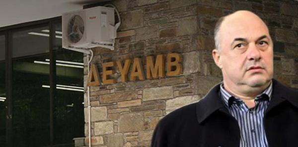 Μήνυση και αγωγή για την ΕΡΓΗΛ καταθέτει σήμερα ο Δήμαρχος Βόλου
