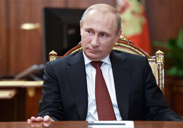 Πούτιν: Τα ρωσικά έσοδα θα είναι υψηλότερα των εξόδων της